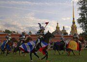 Фестиваль «Битва на Неве-2019»