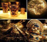 Выставка «Золото Империи инков. Бог. Власть. Вечность. 2000 лет великой цивилизации»